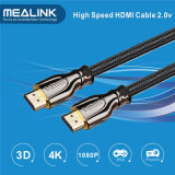 Ultra High Speed ​​4k Câble HDMI 2.0 avec Ethernet Retour audio 4k * 2k