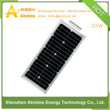 屋外LEDの太陽街灯3年の保証のセリウムのRoHS TUV