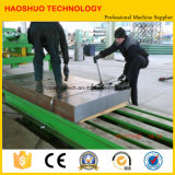 3-12X2000mm Cut zu Length Line, Steel Coil Cutting Line