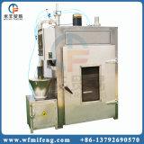 Calefacción eléctrica de la carne el horno de humo la máquina