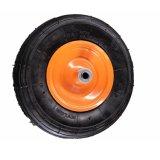 Gummigummireifen-Luft gefülltes Rad des Handlaufkatze-Rad-4.00-6