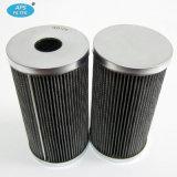 Cartucho de referencia cruzada de filtro de aceite hidráulico (WG124) para el generador