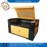 Machine de découpage de coupeur du laser Cj-L1390 pour les forces de défense principale acryliques de tissu