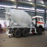 De Vrachtwagen van de Concrete Mixer van Sinotruk HOWO 6X4 10 M3