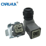 Novo Design Low Price 4 Pins Heavy Duty Connector