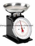 Cocina de mecánico de acero inoxidable de 10kg de peso escala Retro
