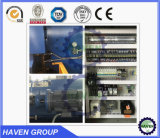 WE6K-100X2000 CNC油圧出版物ブレーキおよび金属板の曲がる機械