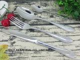 Dîner de la fourche de couteau cuillère Dîner en acier inoxydable