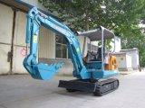 中国保定の新しいデザインさまざまなISO9001公認の小型掘削機