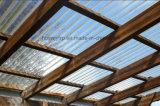 Panneau transparent Fabricant de feuilles de toiture en PRF