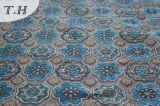Pequeña serie linda de la tela del telar jacquar de tela del sofá del Chenille por 330GSM