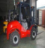 De Vierwielige Aandrijving 4X4 Forklifts van 1.8 Ton