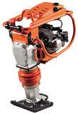 Benzin-Sand-Vibrationsabdämmen-Ramme Gyt-72h mit Honda-Motor