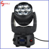 7PCS 4in1 LED Moving Head Disco DJ Escenografía