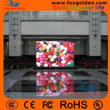 Alto color de interior del brillo P4 de plena pantalla