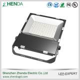 Aluminiumlegierung und Flut-Licht des Glas-3000-3500K 6000-6500K SMD 3030 150W LED dünn