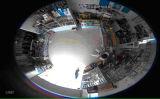 [فيش] 360 درجة [إيب] آلة تصوير, [1.3مب] شامل رؤية [نتوورك كمرا] ممونات