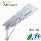 LED de alta potencia 100W Luz solar calle