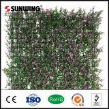 Rete fissa artificiale del foglio del giardino della rete fissa artificiale dell'erba