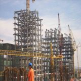 건물 &Construction를 위한 고원 종류 강철 구조물