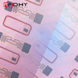 MIFARE 4K 0.35mmスマートなPVC Prelams RFID象眼細工