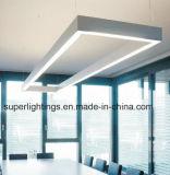 실내 사무실 학교 Supermaket를 위한 주문품 LED 선형 점화