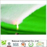 Ouate ignifuge normal de remplissage de polyester de CFR 1633 pour le remplissage de matelas