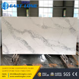 Marmorfarben-Quarz-Stein-Export für Hauptdekor-/Küche-Entwurf