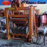 Машина делать кирпича угля Qtj4-40 Китая