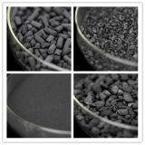 Carbón activado venta al por mayor para el tratamiento de aguas de golpecito con buen precio