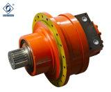 Torque del motor hidráulico de Poclain Ms83 alta de poca velocidad para la máquina del blindaje, grúa marina, perforación petrolífera, coche de dirección resistente