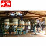 40 Jahre der Fabrik-1-10t/H (FFB) komplettes Palmen-Frucht-Öl-Verarbeitungsanlage-