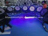 54X3w PCS RGBW LED Wäsche NENNWERT kann Licht GLEICHSTELLEN
