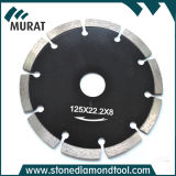 "6 ""Granite Diamond Turbo Wave Cutting Blade Saw for Grinder"