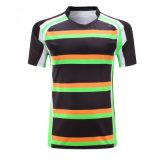 2016の方法卸し売り十分に昇華させたラグビーのワイシャツ
