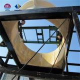 Простота обслуживания FRP квадратных Countercurrent охлаждение в корпусе Tower