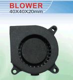 Ventilador Blower404020 Dia40*40*20 de la C.C. con la certificación de Ce&UL. Proporcionar el servicio modificado para requisitos particulares