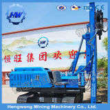 Straßen-Leitschiene-Installations-pneumatischer Stapel-Fahrer mit Luftverdichter