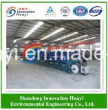 De VacuümFilter van het Type van rubberRiem voor Metallurgie