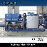 Flocken-Eis-Maschine mit mittlerer Kapazität