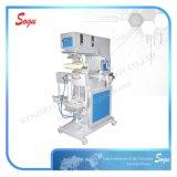 단화 기계장치를 위한 기계를 인쇄하는 단화 발뒤꿈치 패드 인쇄 기계