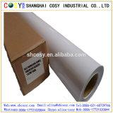 Vinyle imprimable auto-adhésif matériel de papier plat de PVC+Siliconized pour l'impression de Digitals et l'emballage de véhicule