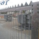 ステンレス鋼358の溶接された金網の防御フェンス