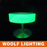 Tabella decorativa del tavolino da salotto LED del progettista da vendere