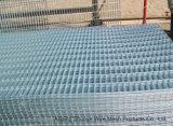 Galvanizado inoxidable soldada panel de malla de alambre o en rollo