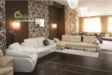 Роскошный отель для слоя из черного мрамора Кухонные мойки верхней панели в верхней части