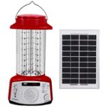 Nachladbare Solar Energy Laterne-Handy-Aufladeeinheit