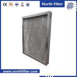 Metallineinander greifen-Öl-Nebel-Filter-Küche-Filter