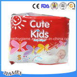 Factory of Good Absorbency Disposable Baby Nappies