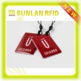 Tag de NFC para o pagamento móvel